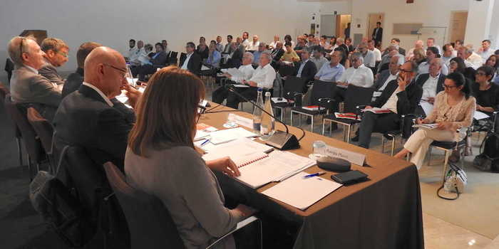 The main association of Italian manufacturers of woodworking machinery, Acimall, has elected a new management body in the course of its general assembly