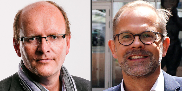 Markus Kamann (links) und Jan Kurth